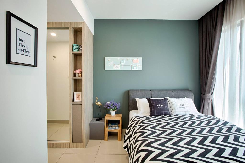 Ascenda Residence, Setapak by GI Design Sdn Bhd