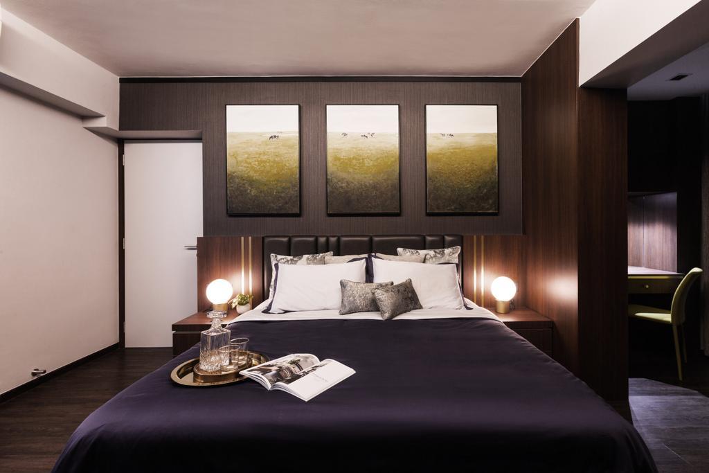 Contemporary, Condo, Pasir Ris Street 21, Interior Designer, Hall Interiors