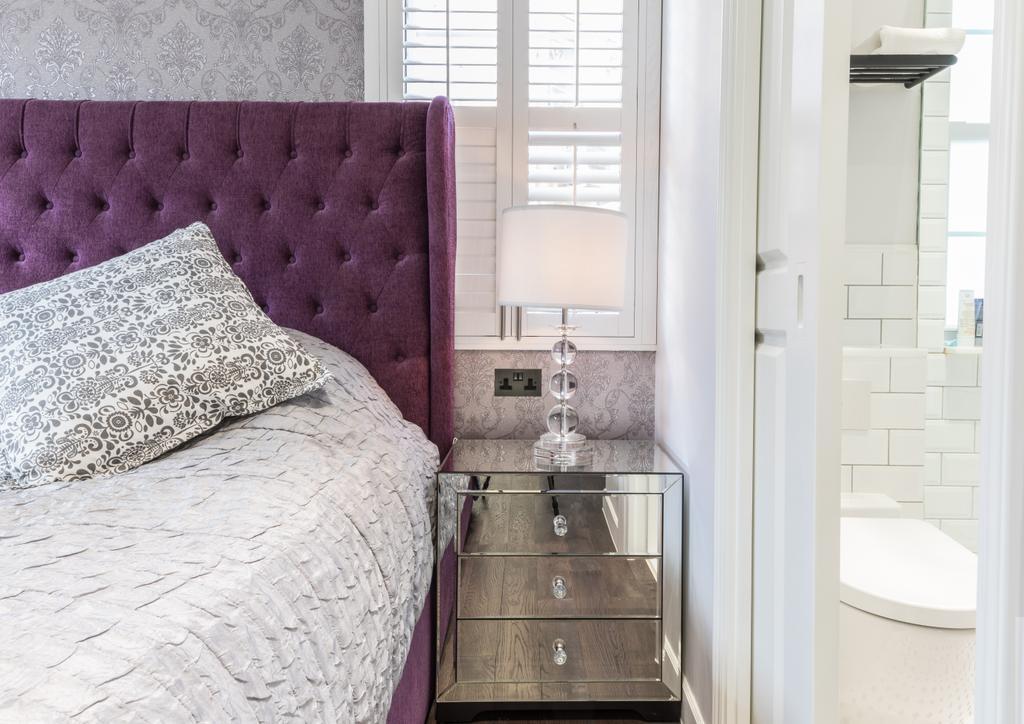 摩登, 私家樓, 睡房, 跑馬地藍塘道, 室內設計師, Leehar Home, 當代