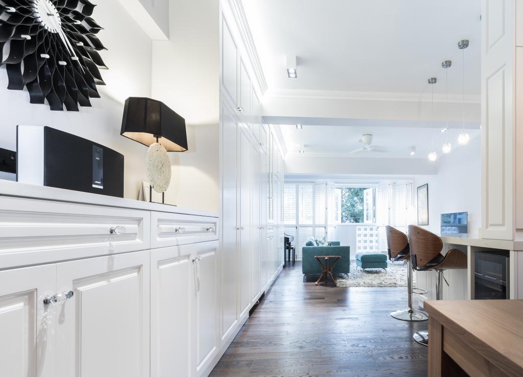 摩登, 私家樓, 跑馬地藍塘道, 室內設計師, Leehar Home, 當代