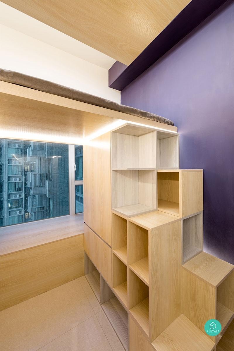 Loft Interior Design Hong Kong