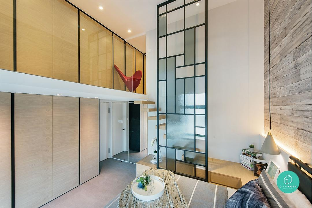 Loft Interior Design Hong Kong