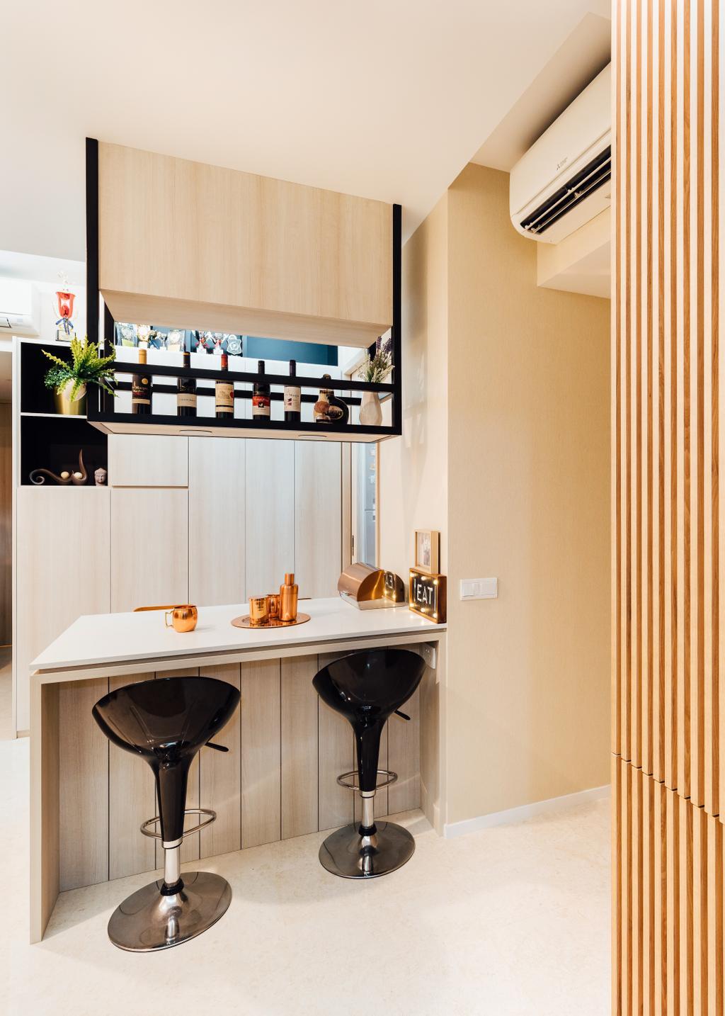Contemporary, Condo, The Panorama, Interior Designer, Fineline Design