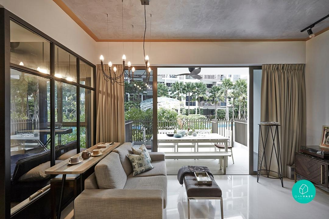 Bachelorette Pad Interior Design Singapore
