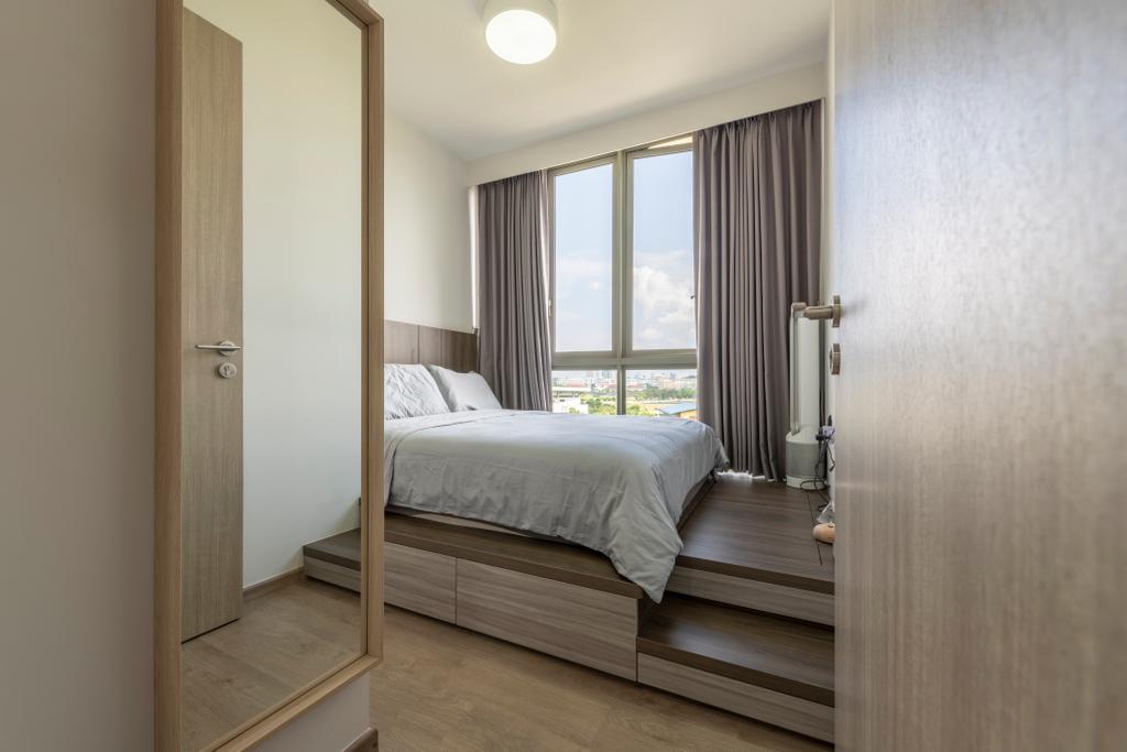 Contemporary, Condo, Bedroom, Sol Acres, Interior Designer, Silvotino Design