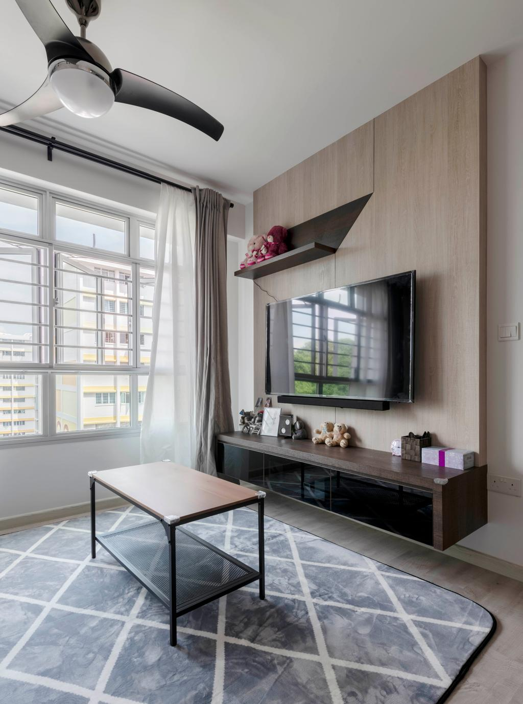 Contemporary, HDB, Bedok North Street 4, Interior Designer, Silvotino Design
