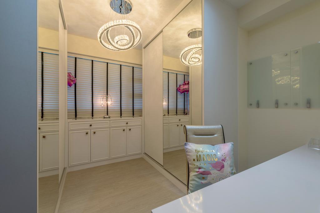 Contemporary, HDB, Fernvale Link, Interior Designer, Silvotino Design