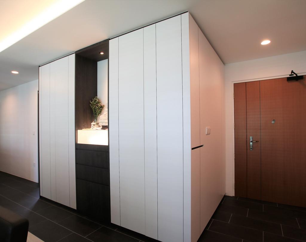 Contemporary, HDB, Clementi, Interior Designer, Intrigue-d Design Consultancy