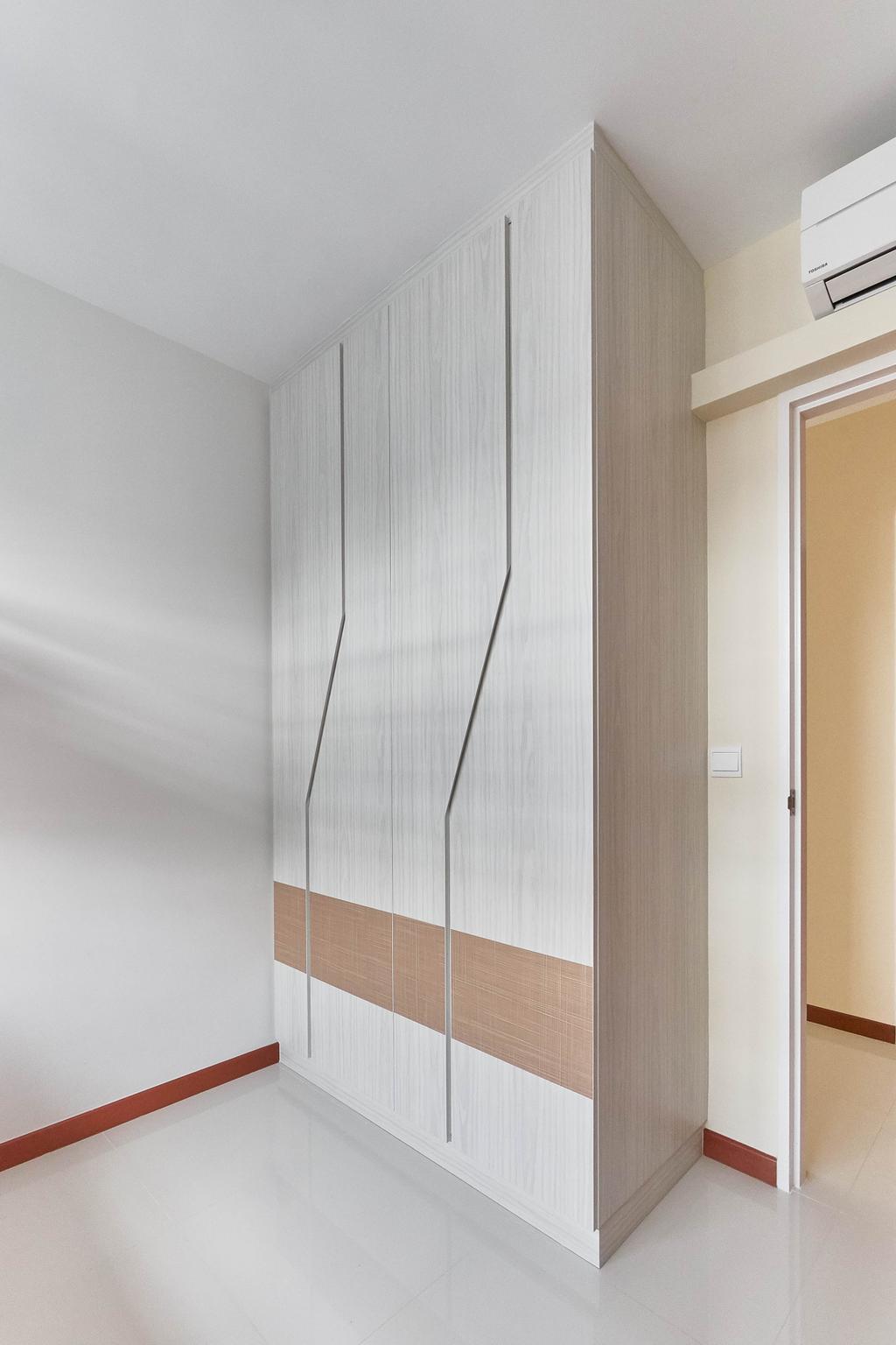 Contemporary, HDB, Corporation Drive, Interior Designer, VNA Design