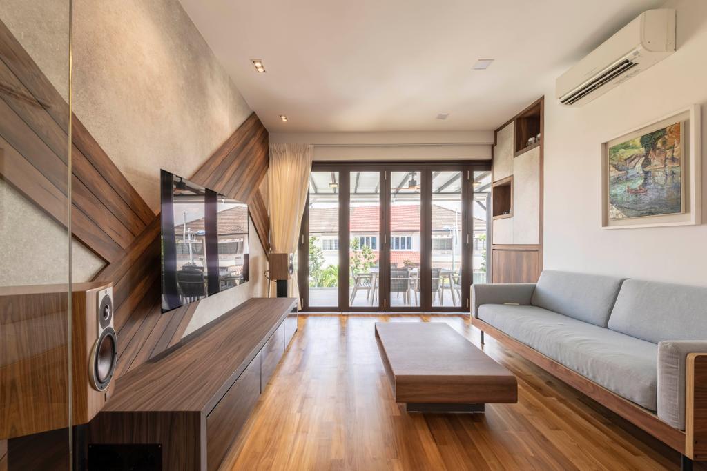 Contemporary, Landed, Joo Chiat Avenue, Interior Designer, Dyel Design
