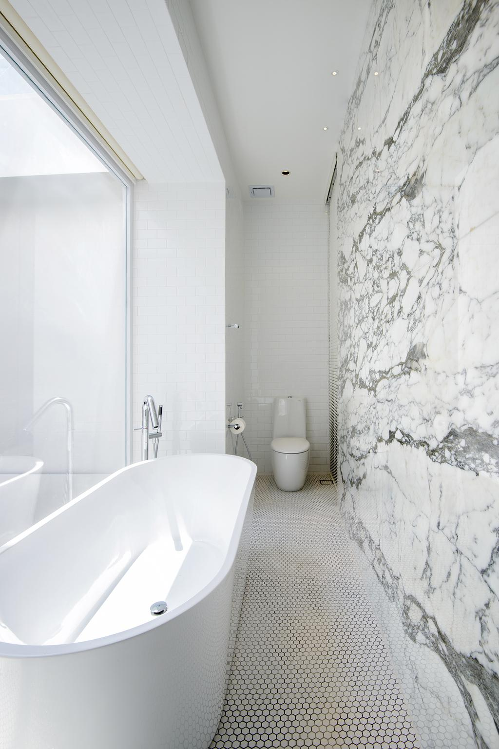 Modern, Landed, Bathroom, The Irrawaddy House, Penang, Interior Designer, Nevermore Group