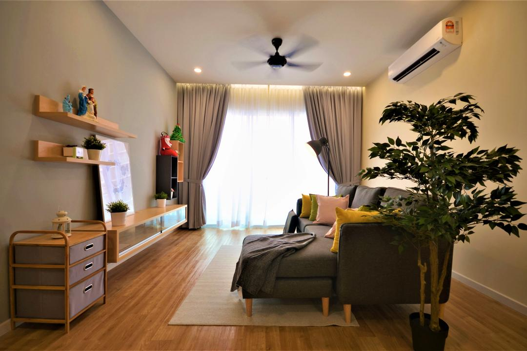 Green Residence, Cheras by Anwill Design Sdn Bhd