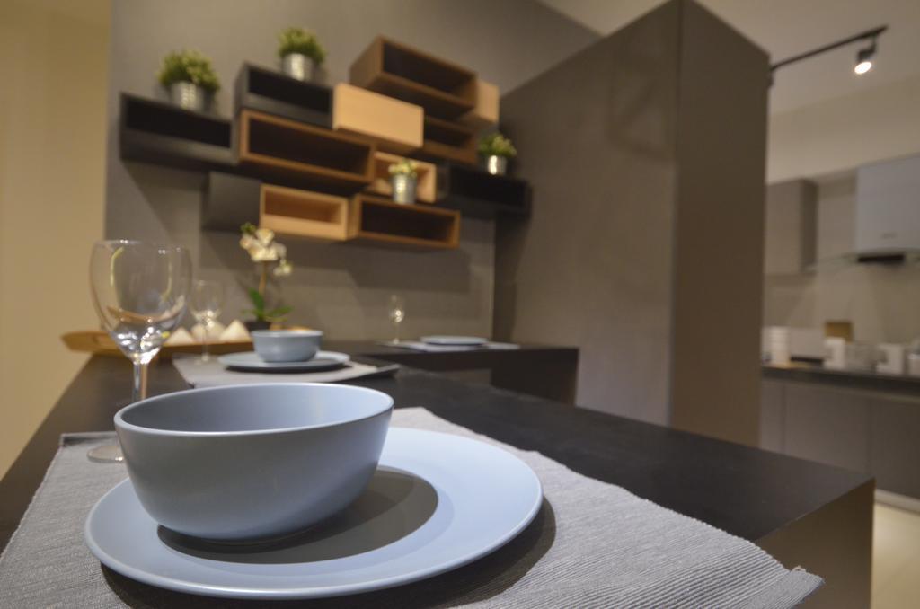 Contemporary, Apartment, Pearl Suria, Old Klang Road, Interior Designer, Anwill Design Sdn Bhd