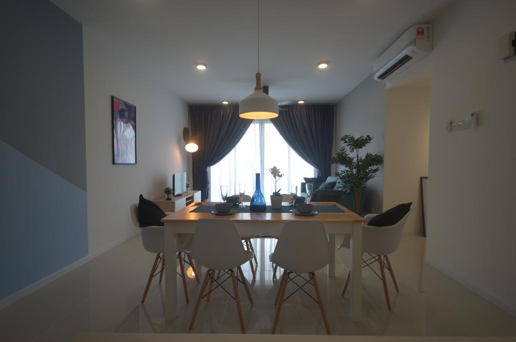 Scandinavian, Apartment, Vista Mahogani, Saujana Impian Kajang, Interior Designer, Anwill Design Sdn Bhd