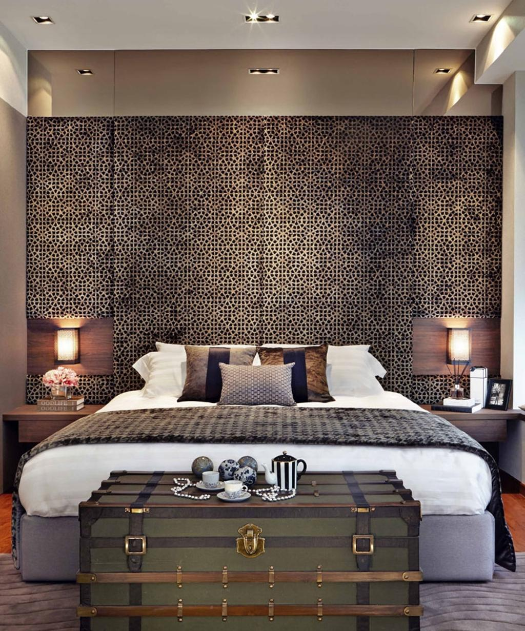Contemporary, Landed, Bedroom, Wak Hassan Place, Interior Designer, Elements ID