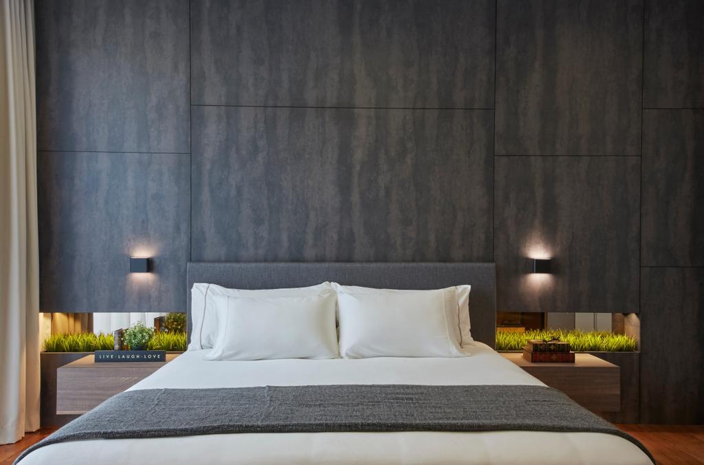 Contemporary, Landed, Bedroom, Koon Seng Road, Interior Designer, Elements ID