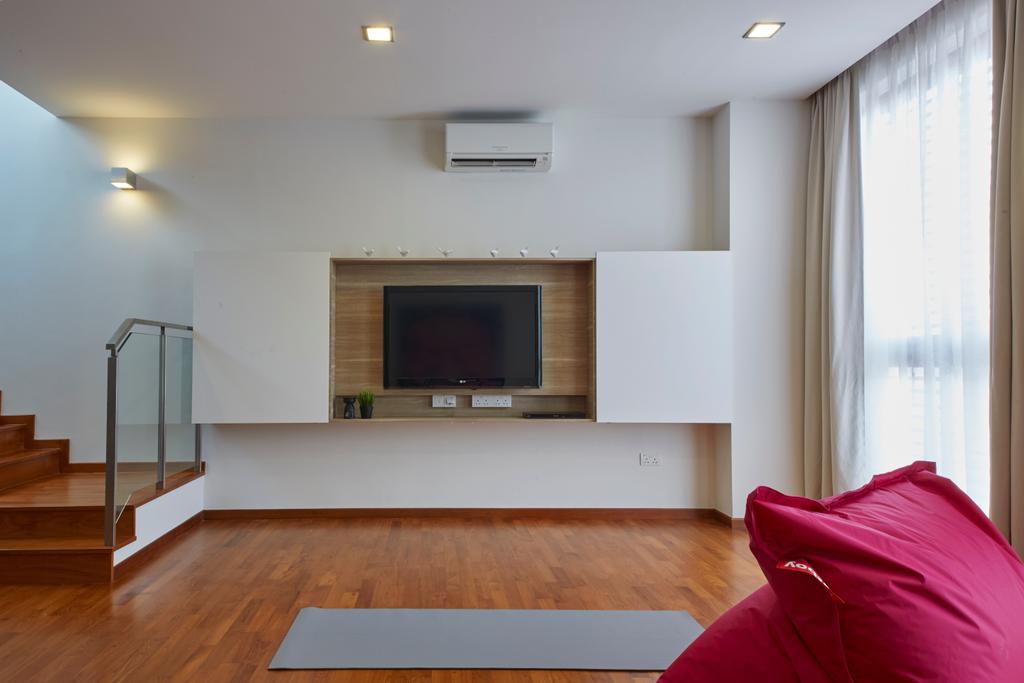 Contemporary, Landed, Koon Seng Road, Interior Designer, Elements ID
