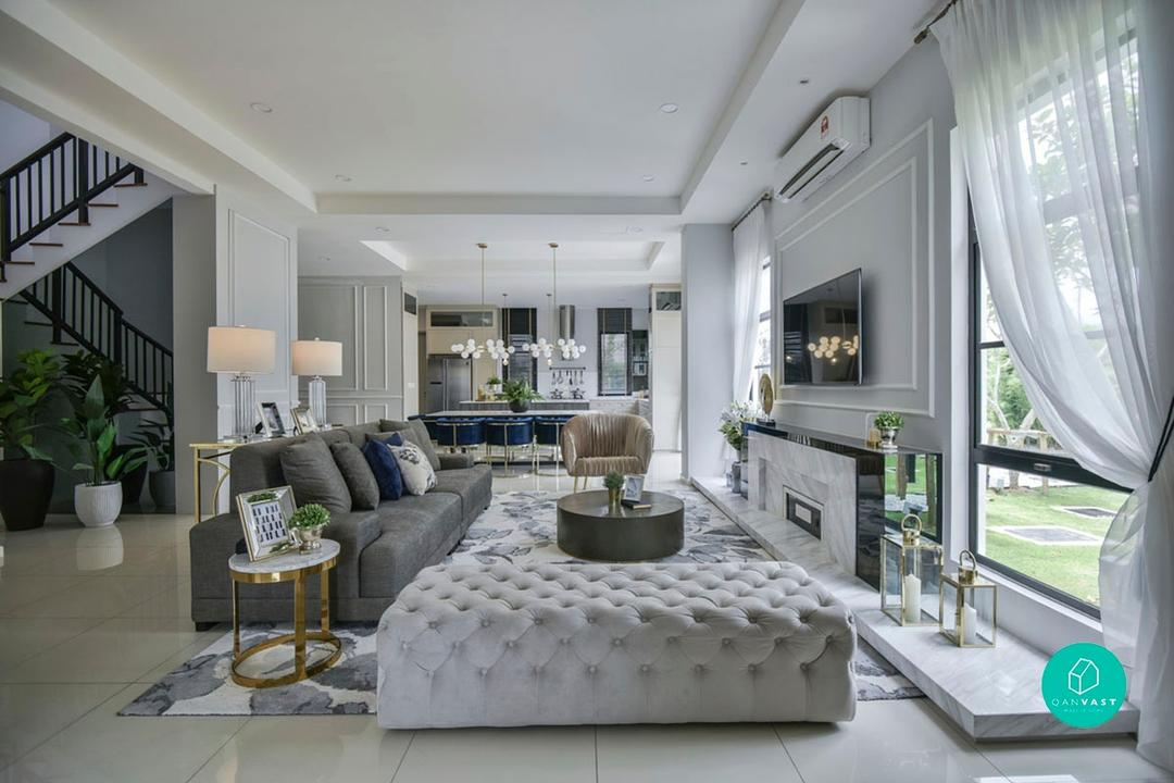Crazy Rich Asians-inspired homes