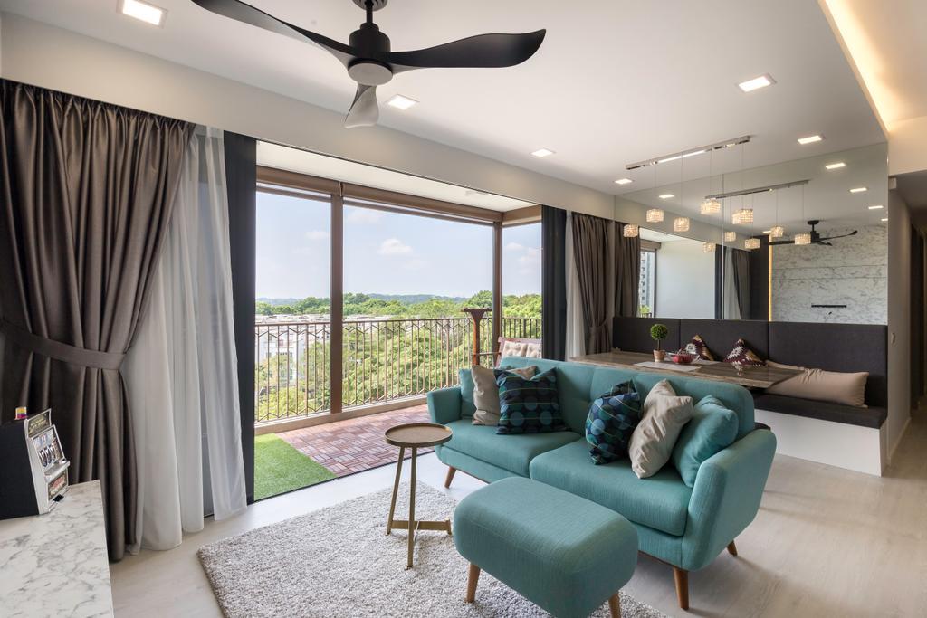 Contemporary, Condo, Living Room, The Criterion, Interior Designer, Design Story