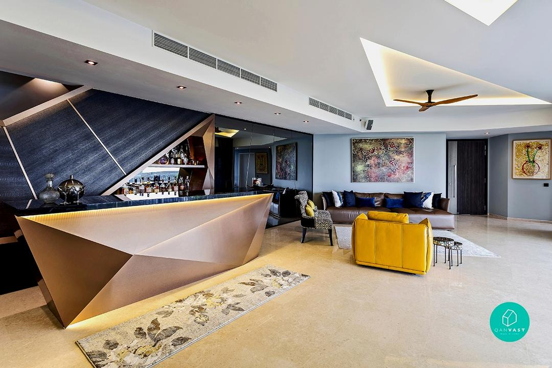 Crazy Rich Asians Singapore Interior Design