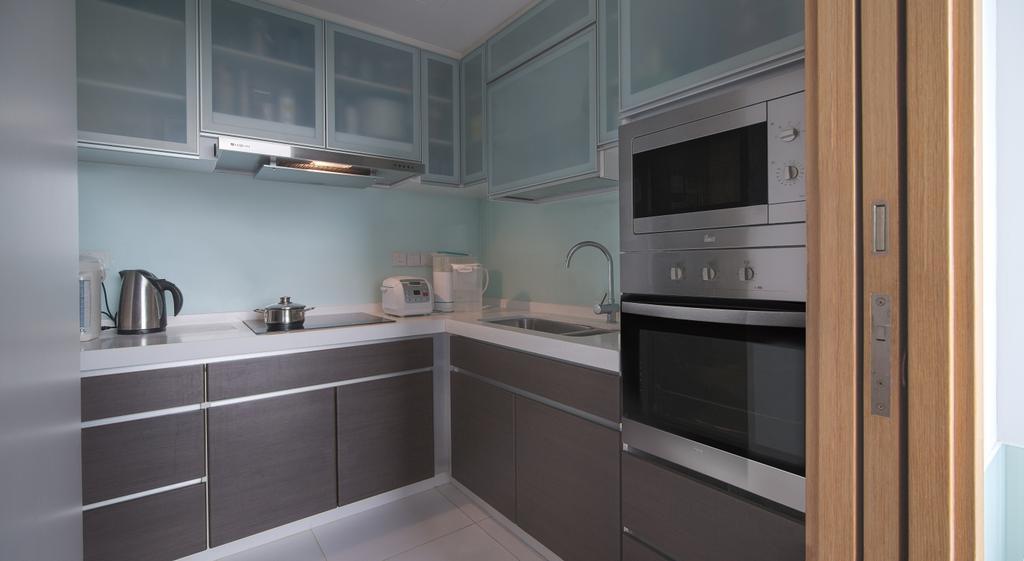 Contemporary, Condo, Kitchen, Tresalveo, Interior Designer, Swiss Interior Design