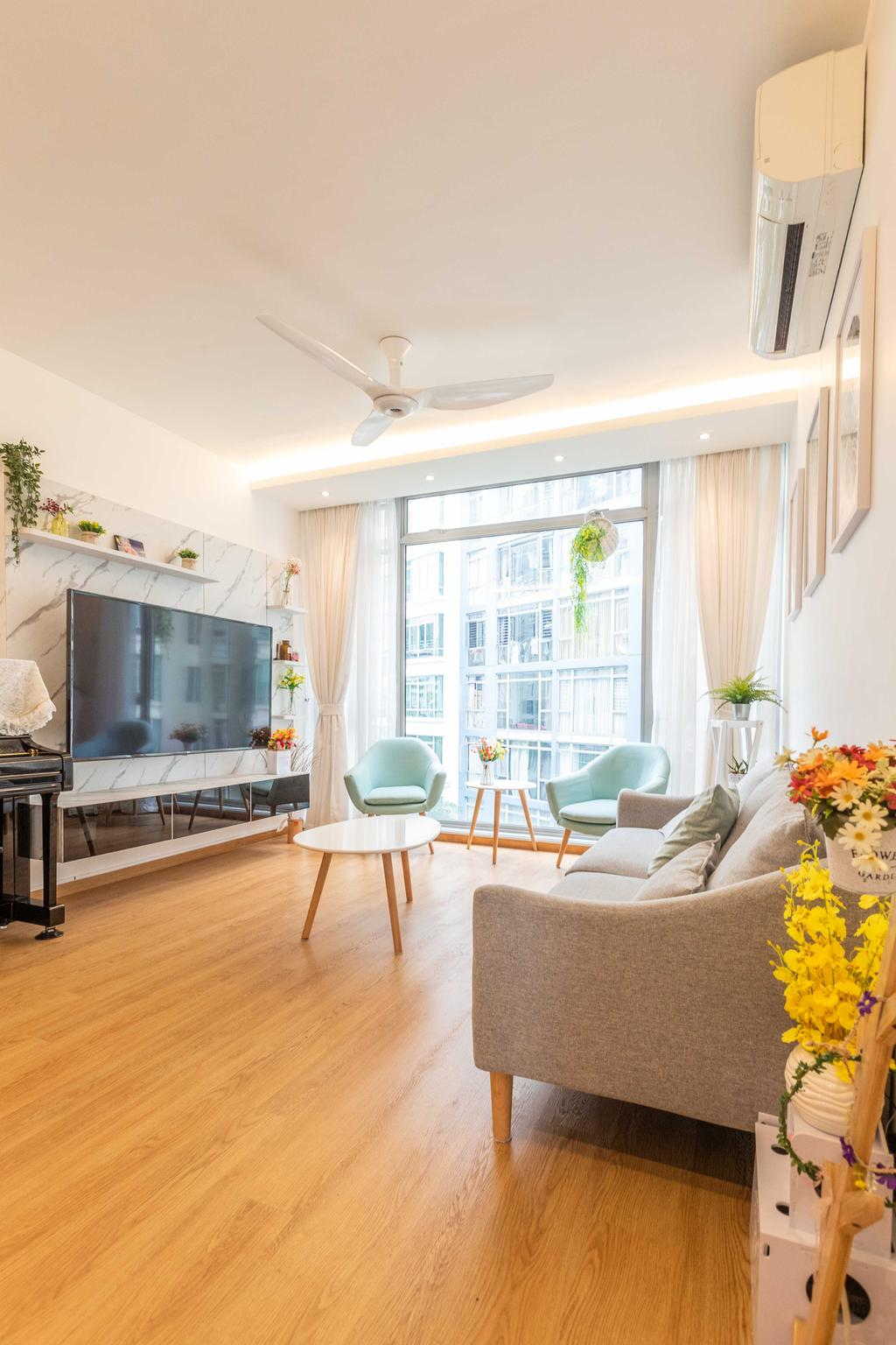 Contemporary, Condo, Living Room, The Lakeshore, Interior Designer, Swiss Interior Design