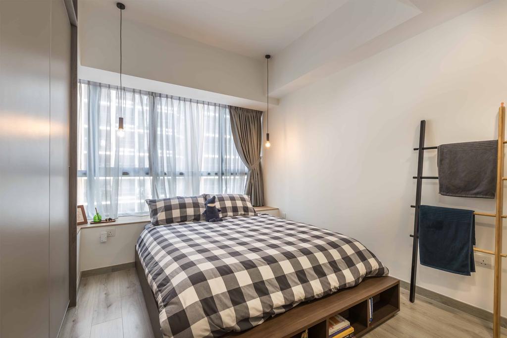 Contemporary, Condo, Bedroom, Coco Palms, Interior Designer, Swiss Interior Design