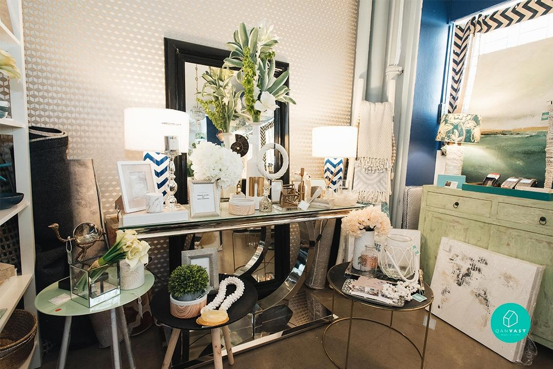 Arete Culture Tan Boon Liat Building Furniture Showroom