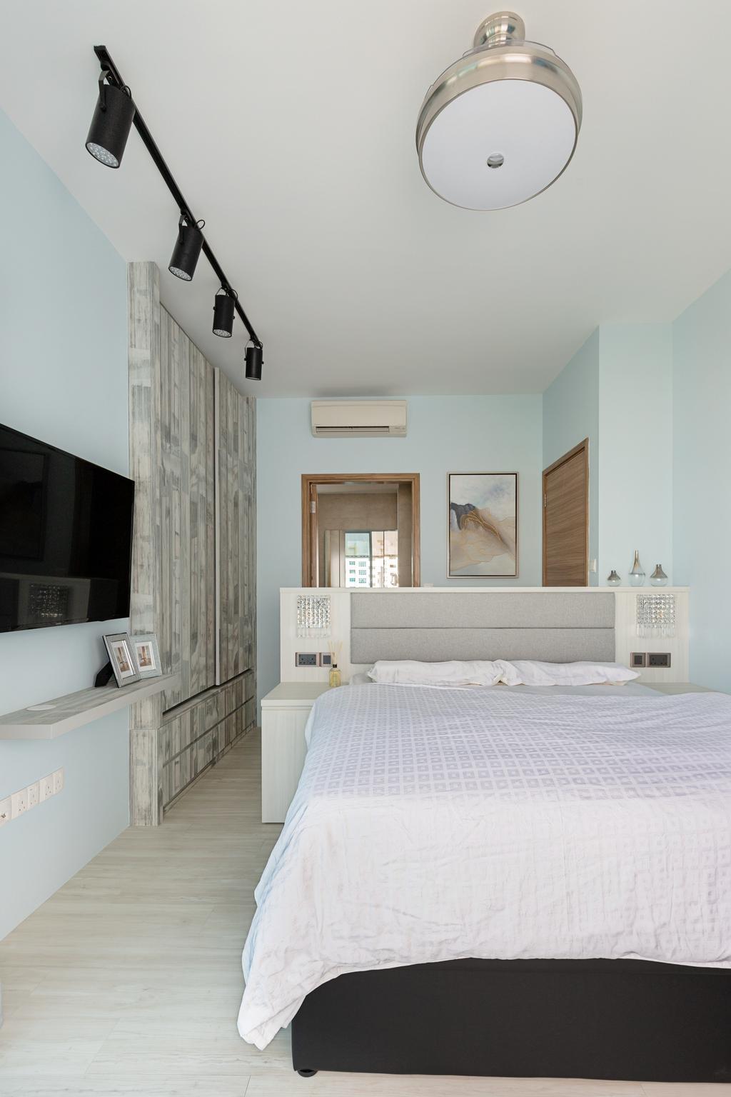 Contemporary, Condo, Bedroom, The Canopy, Interior Designer, The Makers Design Studio
