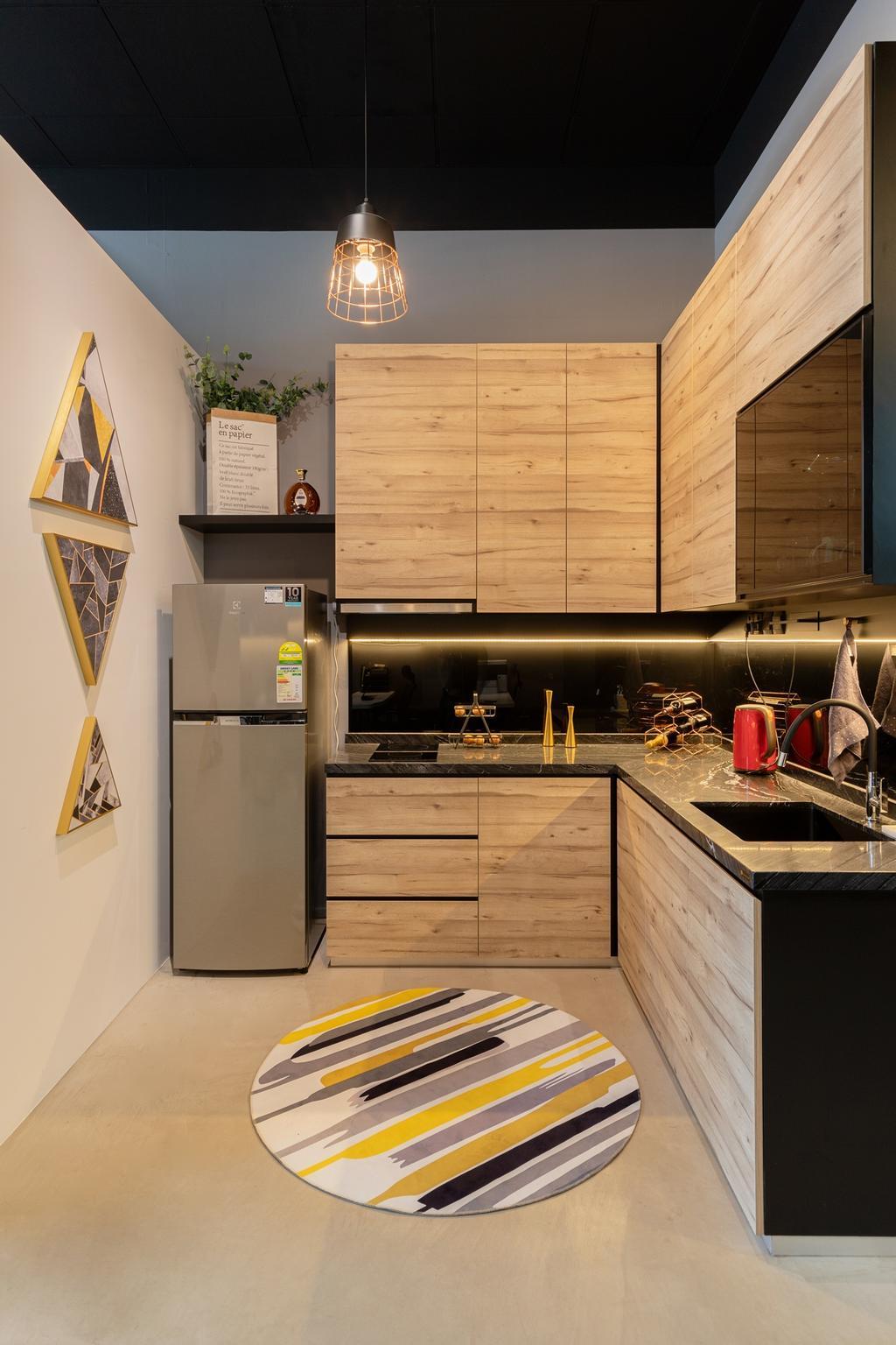 Sin Ming Road, Commercial, Interior Designer, The Makers Design Studio, Contemporary
