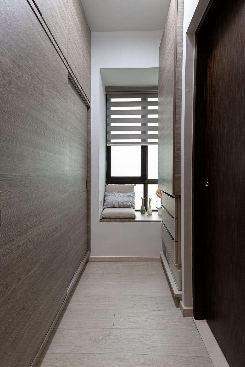 Contemporary, Condo, Pasir Ris, Interior Designer, The Makers Design Studio