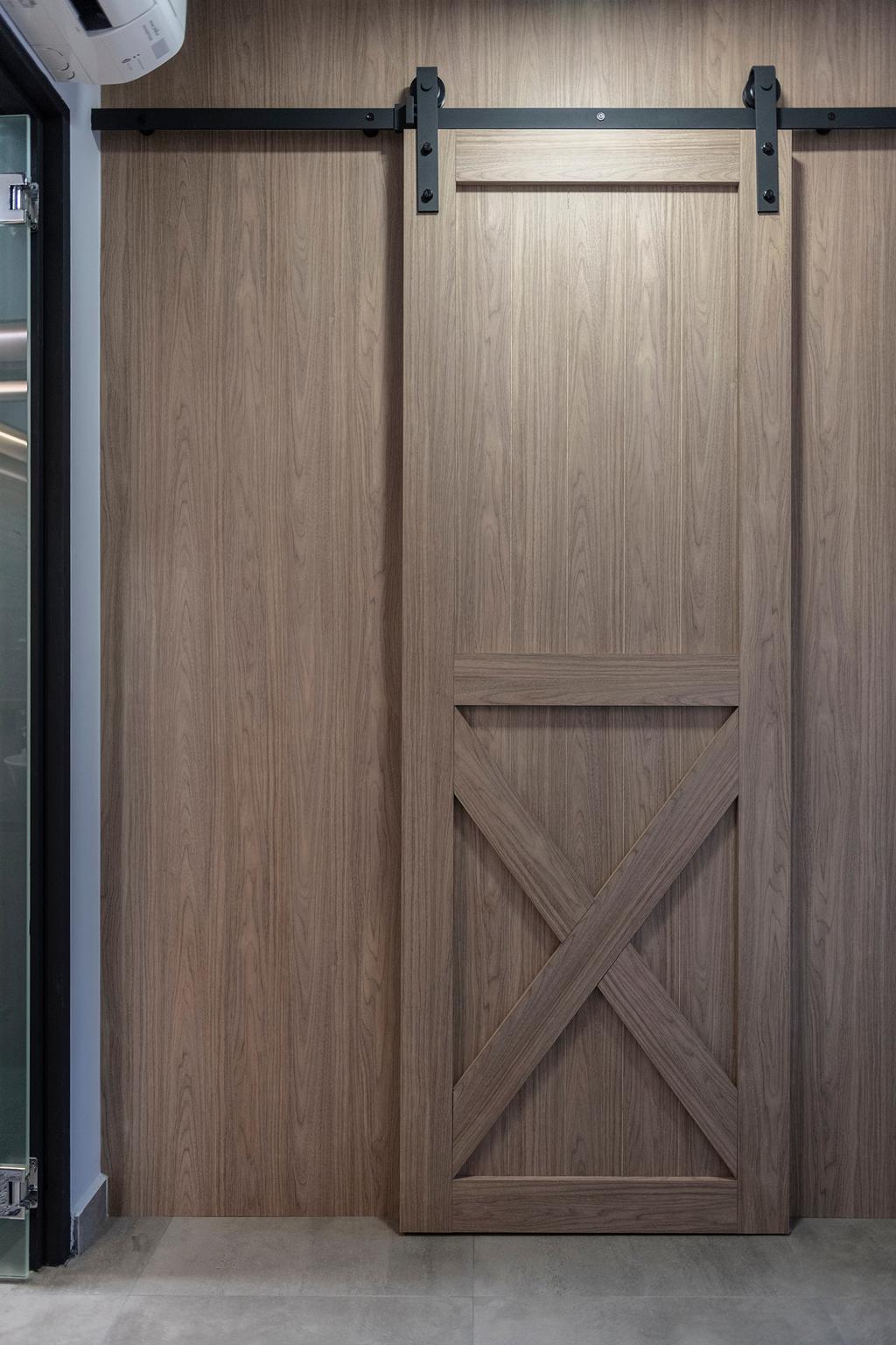 Contemporary, HDB, Buangkok Crescent, Interior Designer, Butler Interior