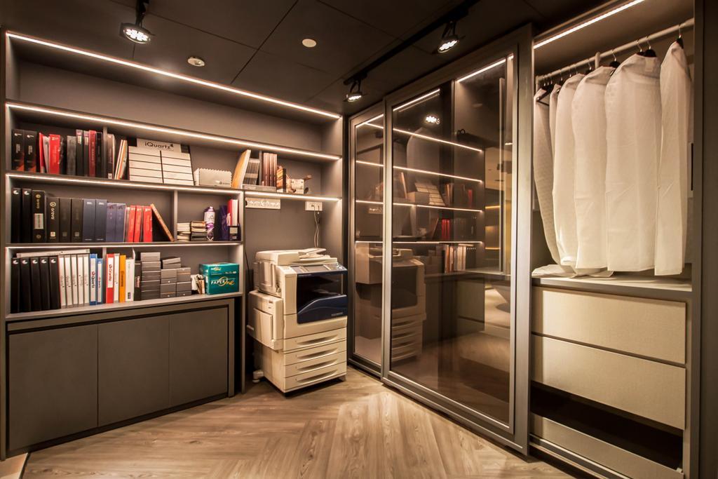 Alexandra Road, Commercial, Interior Designer, Space Atelier, Contemporary