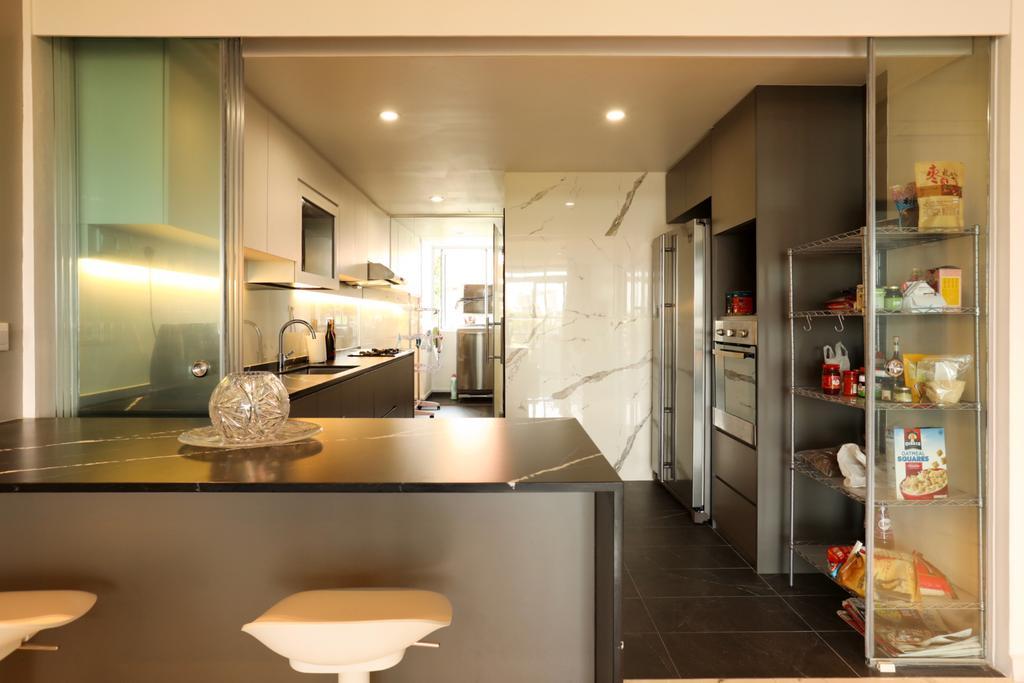 Contemporary, Condo, Kampong Eunos, Interior Designer, Apartment
