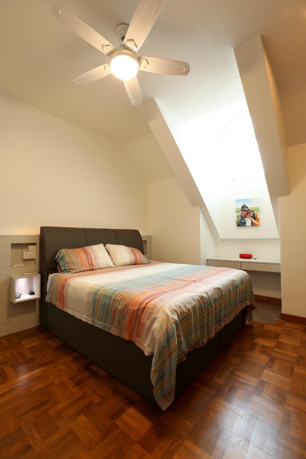 Contemporary, Condo, Bedroom, Kampong Eunos, Interior Designer, Apartment