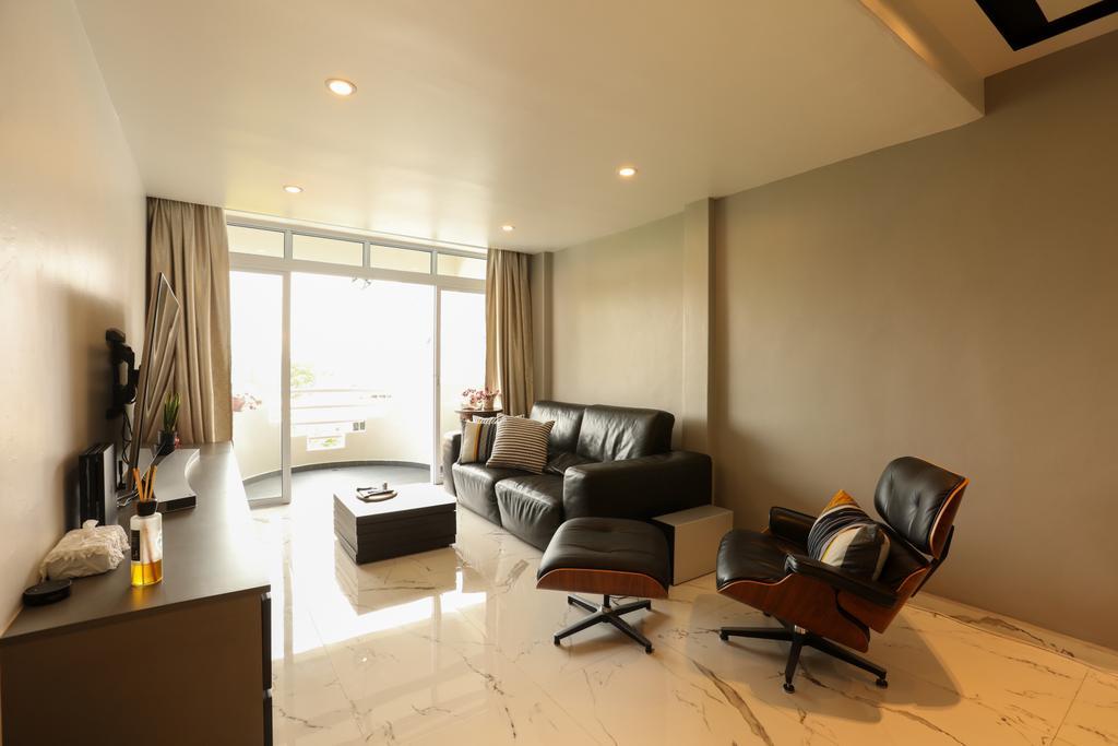 Contemporary, Condo, Living Room, Kampong Eunos, Interior Designer, Apartment