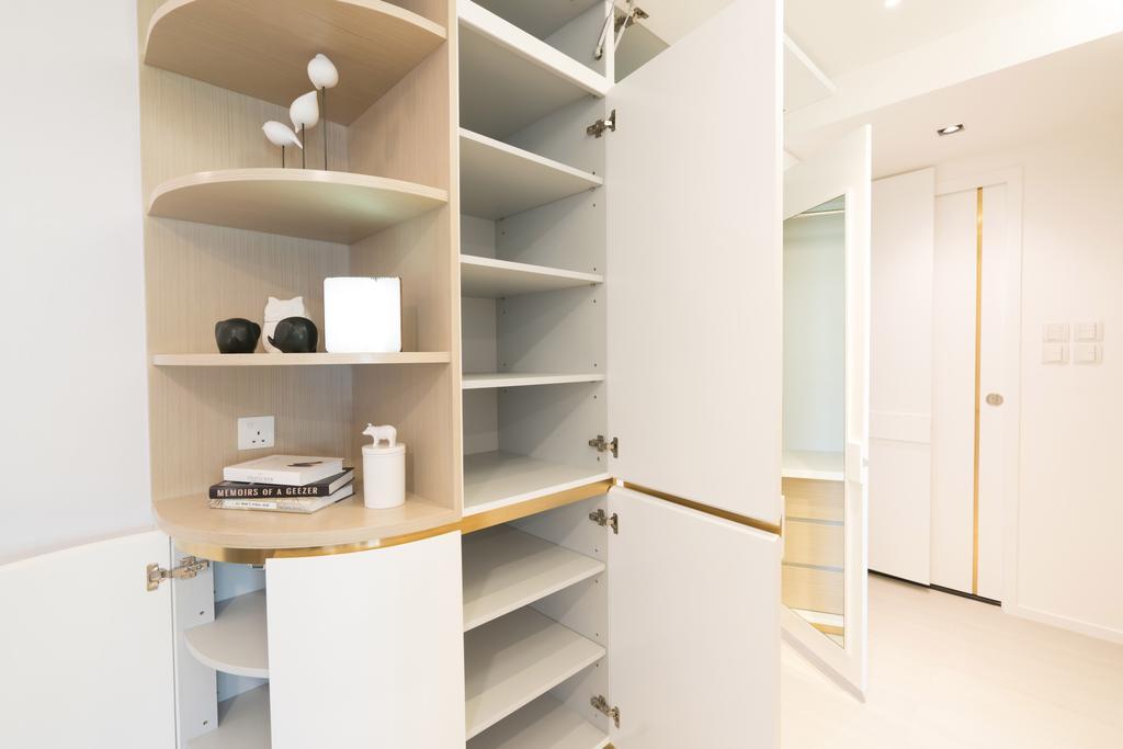 北歐, 公屋/居屋, 牛頭角樂雅苑, 室內設計師, The NEST, 簡約
