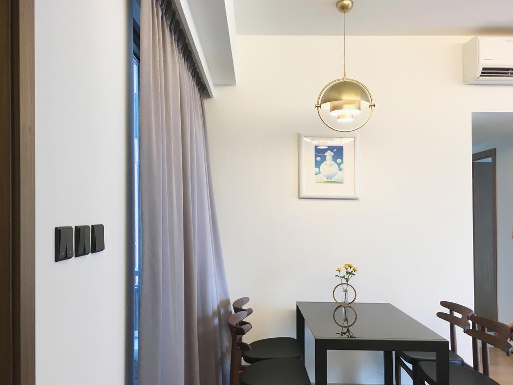 簡約, 私家樓, 飯廳, 元朗Grand YOHO, 室內設計師, Magis Design Studio