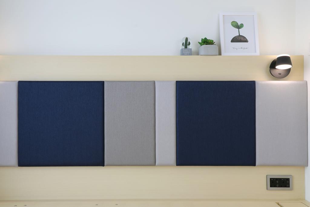 簡約, 私家樓, 睡房, 啟德一號, 室內設計師, Magis Design Studio, 北歐