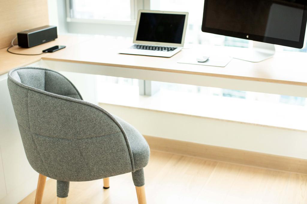 簡約, 私家樓, 書房, 將軍澳SAVANNAH, 室內設計師, Magis Design Studio, 北歐