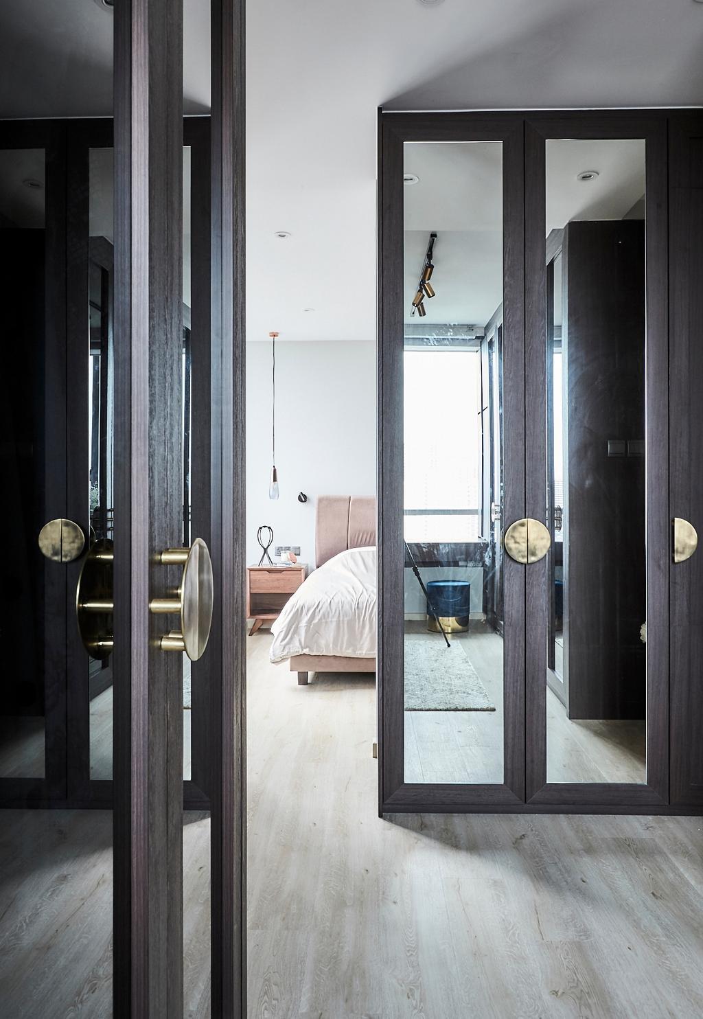 Contemporary, Condo, Bedroom, One Amber, Interior Designer, Icon Interior Design