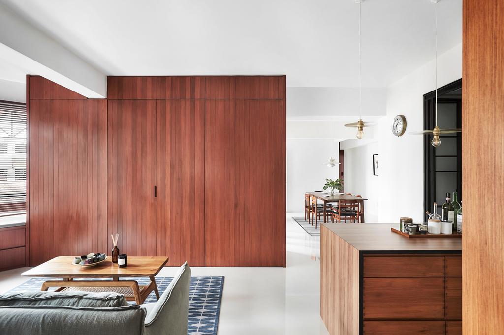 Contemporary, Condo, Living Room, Flame Tree Park, Interior Designer, Icon Interior Design