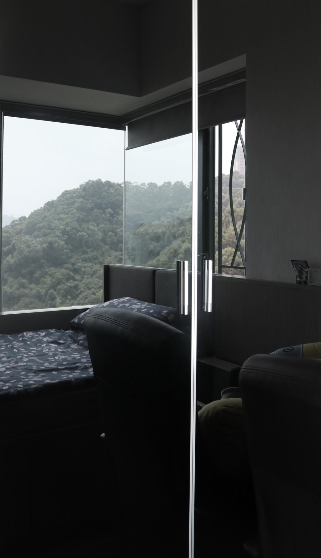 摩登, 私家樓, 睡房, 帝華軒, 室內設計師, 卓天設計