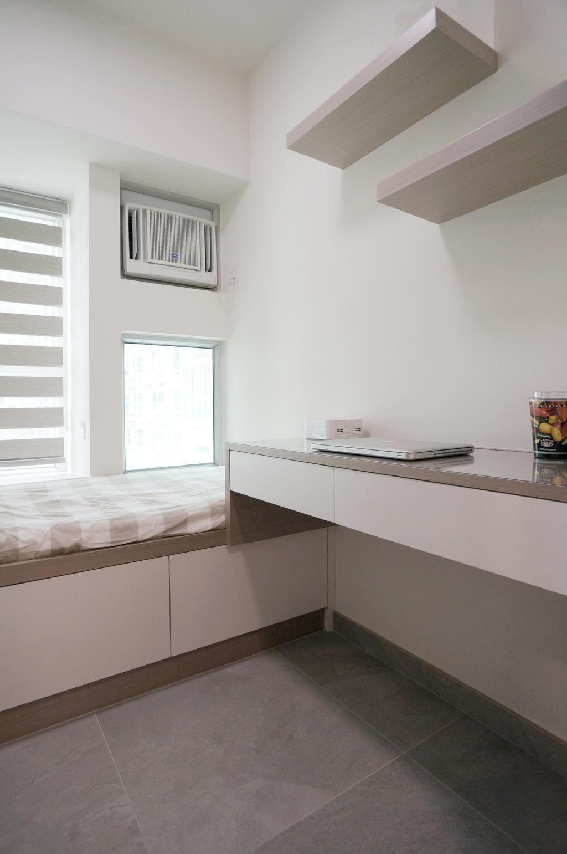 簡約, 公屋/居屋, 睡房, 叠翠軒, 室內設計師, 和生設計, 北歐