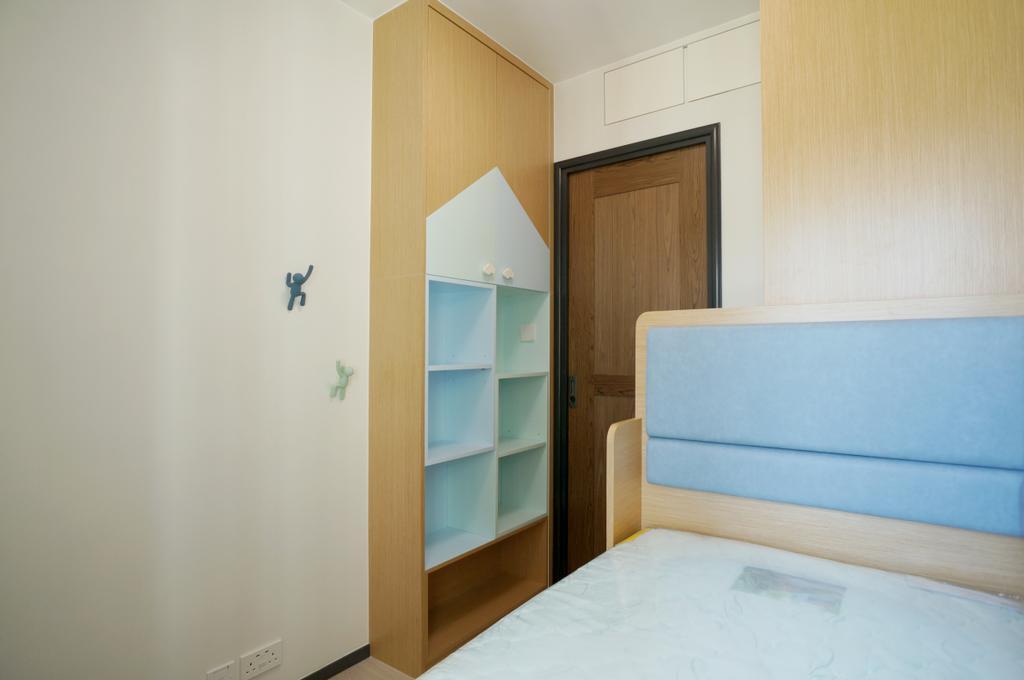 工業, 私家樓, 睡房, 維景灣畔, 室內設計師, 和生設計