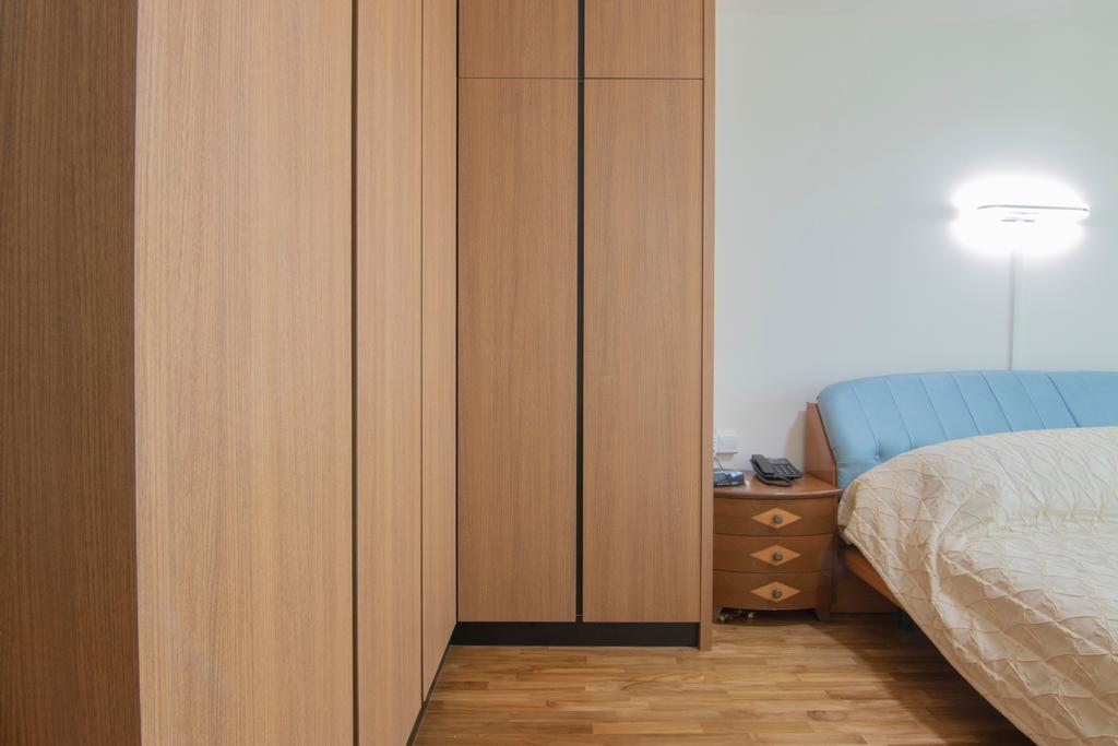 Contemporary, HDB, Bedroom, Punggol Drive, Interior Designer, 9 Creation, Traditional