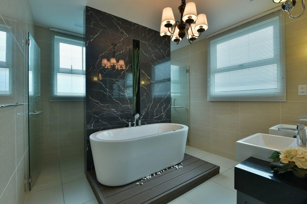 Transitional, Landed, Bathroom, Setia Eco Park Type A2, Interior Designer, Nice Style Refurbishment, Eclectic