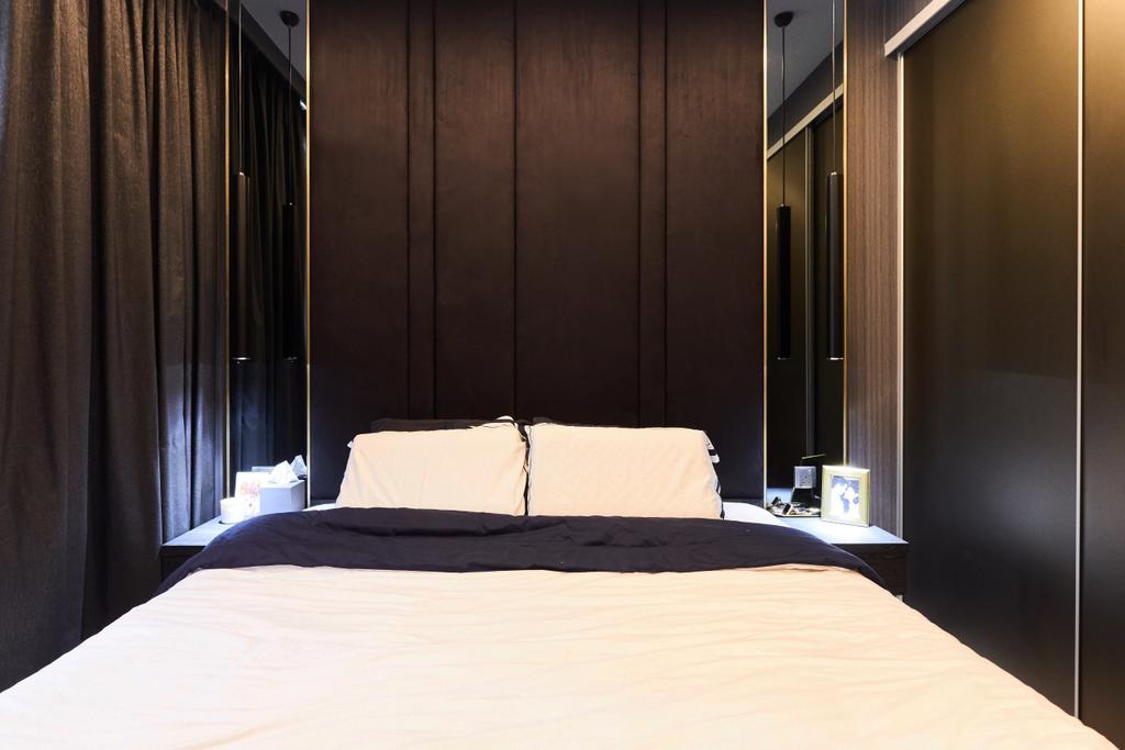 Contemporary, Condo, Bedroom, Sol Acres, Interior Designer, Rockin Spaces
