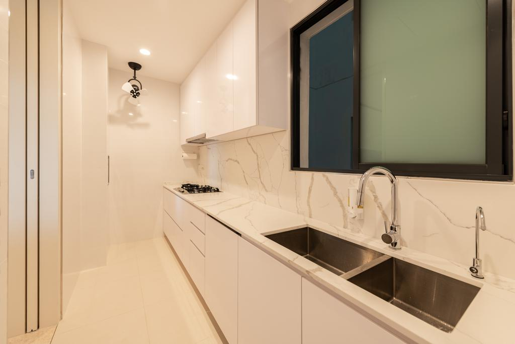 Contemporary, Condo, Bathroom, Duo Residences, Interior Designer, The Orange Cube