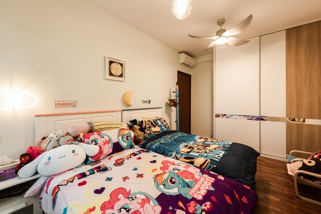 Contemporary, Condo, Bedroom, The Floravale, Interior Designer, Create, Scandinavian